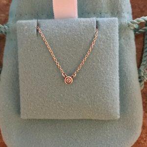 Tiffany & Co. Diamonds by the Yard pendant